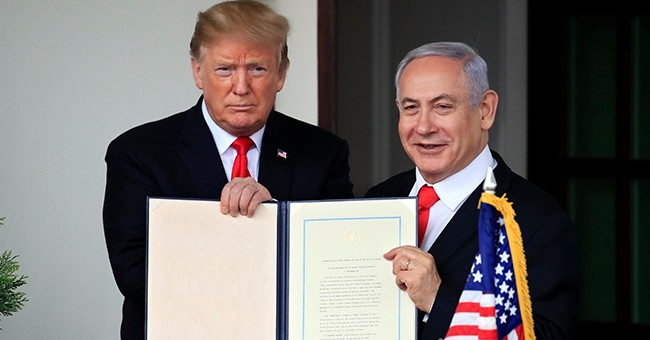 President Trump Announces Historic Peace Deal Between Israel and the United Arab Emirates