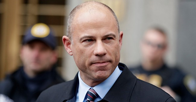 The Media's Latest Scalp: Michael Avenatti