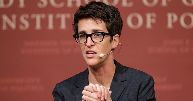 Rachel Maddow: There's No Blue Wave...Not Even a Blue Ripple