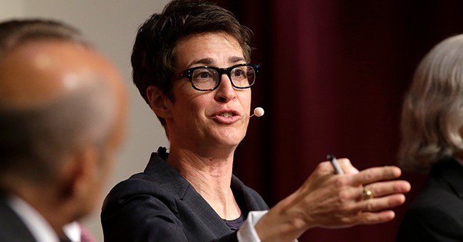 Why Rachel Maddow Came to Tucker Carlson's Defense