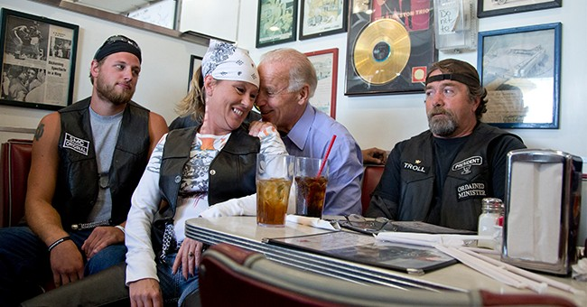 Joe Biden vows to be more mindful of people's space
