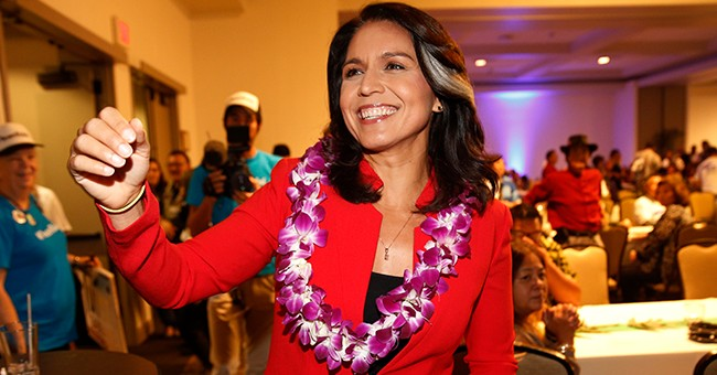 And The 2020 Democratic Field Grows Rep. Tulsi Gabbard To Run For President