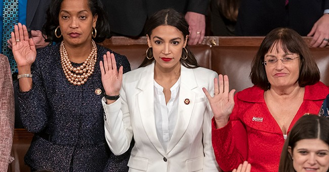 Ocasio-Cortez's Attacks on Democrats Have Party Scrambling for Damage Control