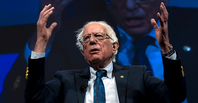 Bernie Sanders Delights Democrats With Plan For Free Healthcare For Illegals