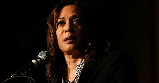 Kamala Harris: On Second Thought, We Don't Need to Have That Conversation About Criminals Voting