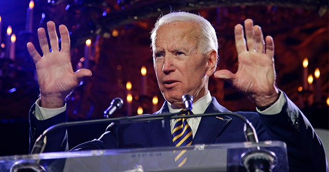 After Being Slapped With Sexual Harassment Allegations, This Campaign Biden Helmed Seems Quite Ironic