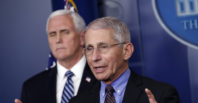 Will Voters Be Able to Physically Go to Polls in November? Fauci Weighs In