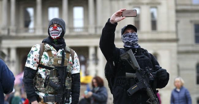 Michigan AG Says Capitol Gun Ban Can Take Place Without Legislation