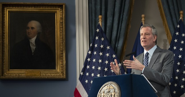 De Blasio to Cut $1 Billion From Police Budget, Announces Where Money Will Be Redirected