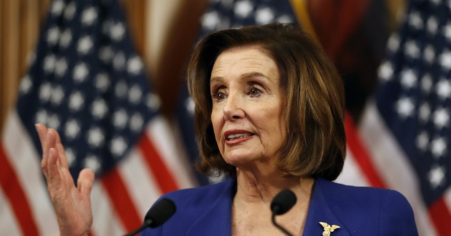 Pelosi's Complete 180 on Trump Halting Flights from China