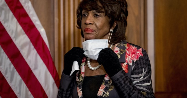 It's Maxine Waters' Dem Party Now