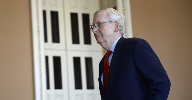 Watch: Leader McConnell Makes Heartfelt Closing Argument as Republicans Battle For Senate Majority
