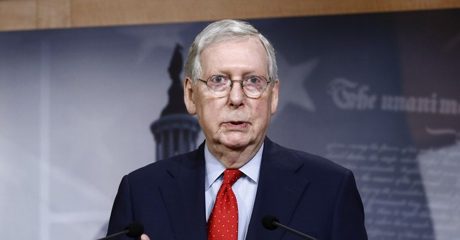 It Sounds Like McConnell Is Changing His Tune on Donald Trump, Again