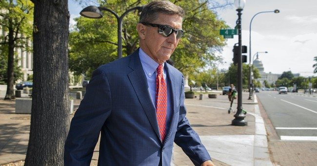 Well, This Disturbing Statistic on False Guilty Pleas Shreds Liberal 'Flynn Pleaded Guilty' Talking Point