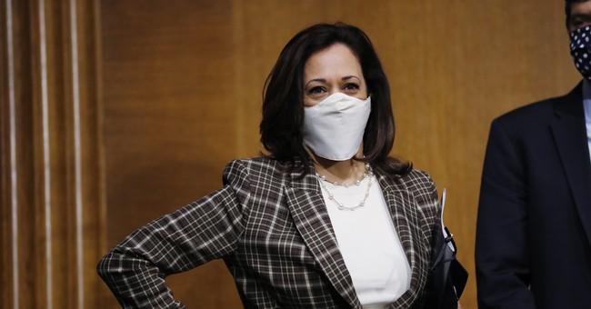 Kamala Harris Makes Move to Condemn Calling COVID-19 the 'Wuhan Virus'