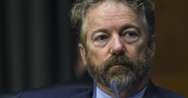 'We Can't Go on Like This Forever': Rand Paul Vows to Fight More COVID Lockdowns, Continued Mask-wearing