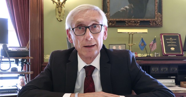 Evers' Support Plummets Over COVID Era