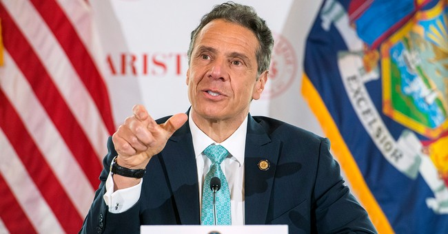 Cuomo Throws a Fit: I'm Not Resigning!