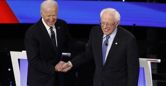 Bernie Campaign Shares Progressive's Opinion that Biden Is 'Corrupt'