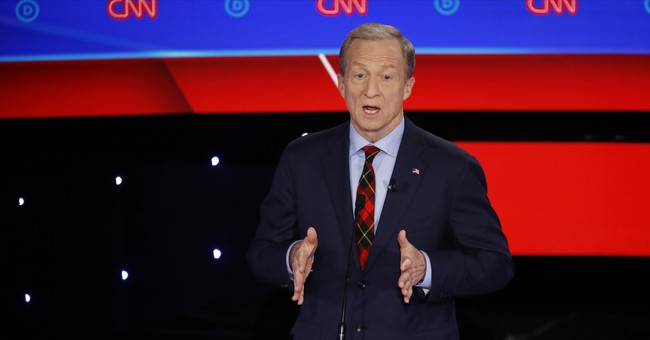 Steyer's Plan to Address the Trade War With China By Focusing on...Climate Change?