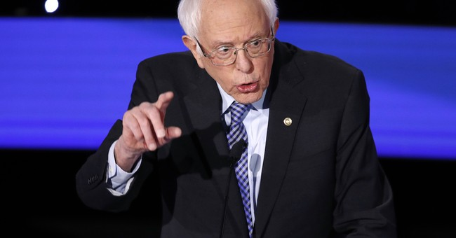 Only One Candidate at the Debate Admitted She's Afraid of Having a Democratic Socialist as President