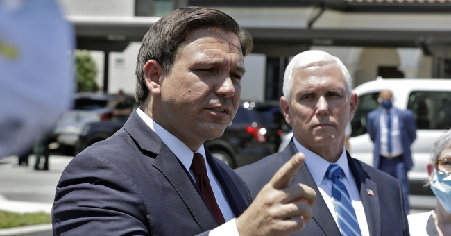 DeSantis: The Refusal to Call Florida 'Speak Volumes' About the Networks
