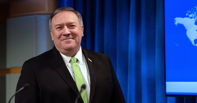 Pompeo: President Trump Has Delivered on His Promise to Protect Our Freedom