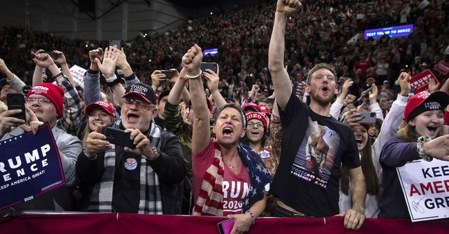 Trump Rally Data Shows a Clear Winning Coalition in 2020