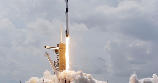 SpaceX Launch Represents President Trump's Commitment to America-First Leadership