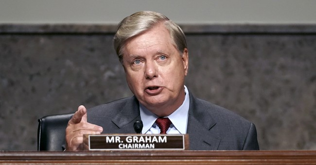 Graham Sounds Off on Democrats Boycotting Judge Barrett Vote