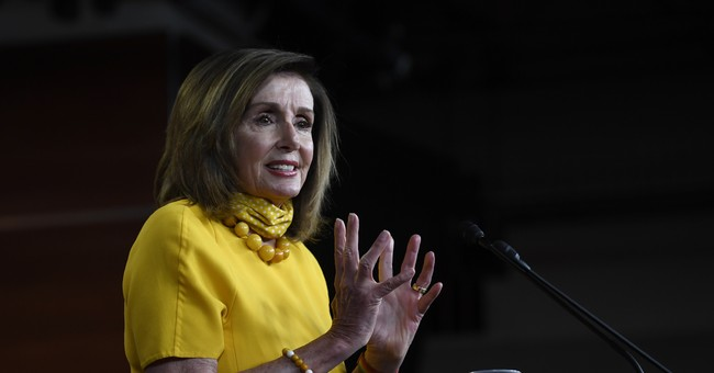 Speaker Pelosi Won't Apologize for Horrific Comment About Republicans 'Trying to Get Away with Murder'