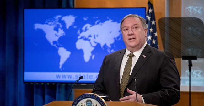 China Sanctions Pompeo, Other Officials for 'Seriously Violating' Their Sovereignty