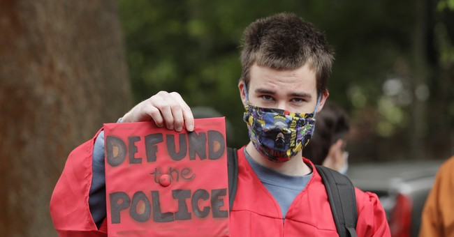 Ivy League Students Fight Violence by Disarming Police. When That Doesn't Work, They Threaten Violence