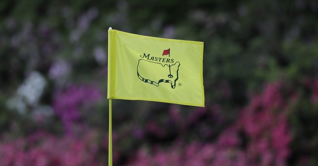It's Happened: The Political Correctness Mob Has Targeted The Masters Golf Tournament