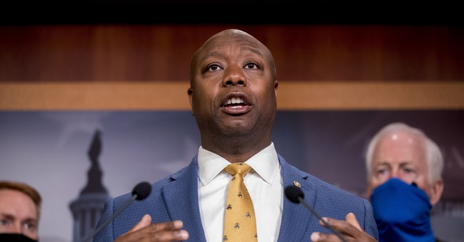 Tim Scott Reveals the Real Reason Dems Shot Down the JUSTICE Act