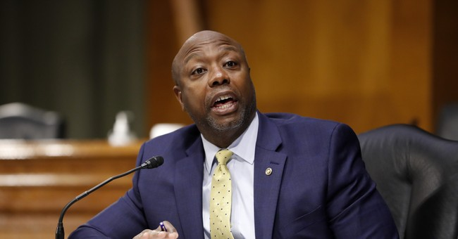 Senator Tim Scott Backs Certification of Electoral College Results