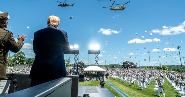 The President's West Point Graduation Address: The Right Speech at the Right Time