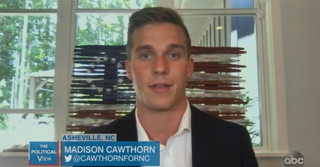 Young, Paralyzed NC Politician Explains Why He Believes He'd Be 'Dead' if We Had Socialized Medicine