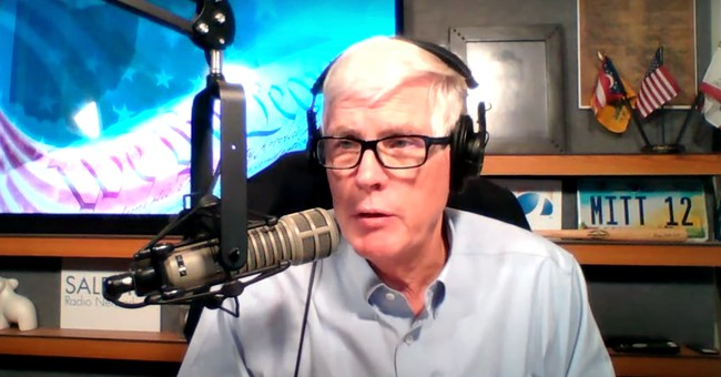 Hugh Hewitt Unloads on Media: They've Lost Their Collective Minds