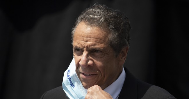 Andrew Cuomo's Georgia Visit Didn't Receive Much Media Coverage, Revealing Video of What He Did Explains Why