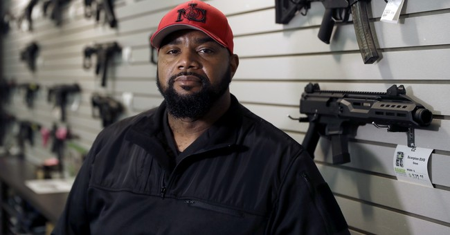 Gun Control Group Has a Racist Take on Black and Brown Gun Owners