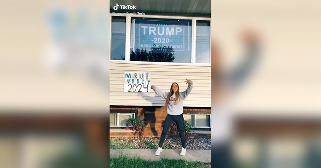 Here's What This Liberal University Did When an Incoming Student Dared to Say She Supported Trump