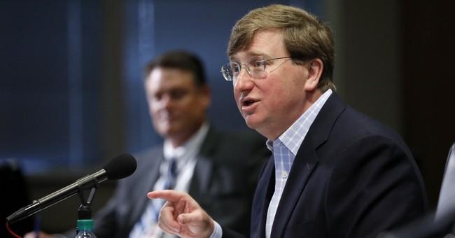 A Defiant Mississippi Governor Responds to Biden Coronavirus Task Force Member's Advice