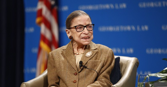 Reflections on the Passing of Ruth Bader Ginsburg