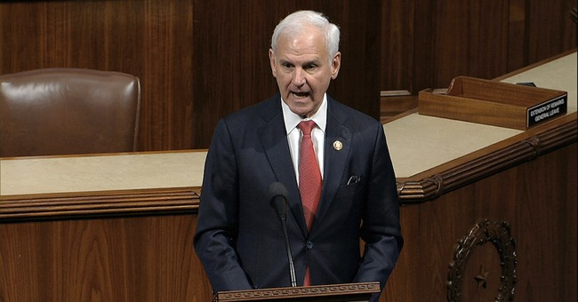 Rep. Bradley Byrne Warns Atheist Group: 'Stop Forcing Ungodly, Un-American Views Down Our Throats'