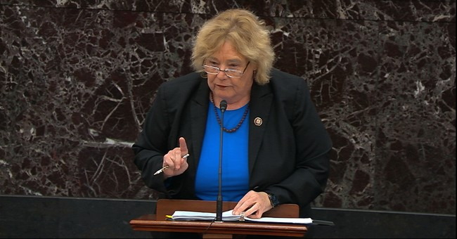 Dem Impeachment Manager Lofgren Upends Her Own Case in Opening Statement
