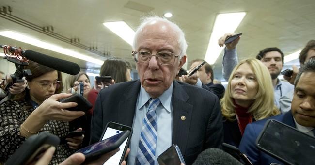 No CNN, Bernie Sanders Is Not In The Lead