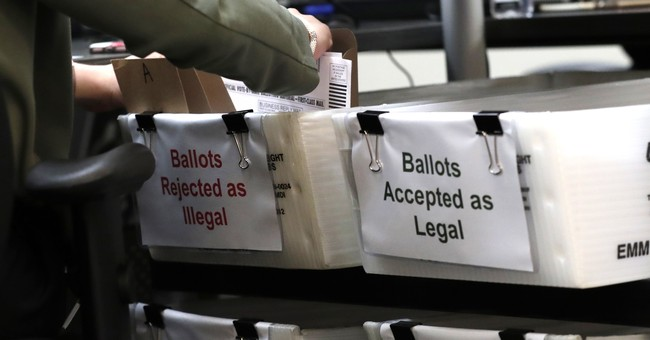 Clark County, NV Election Official: We Have Reports of Voter Fraud But Won't Investigate... Yet