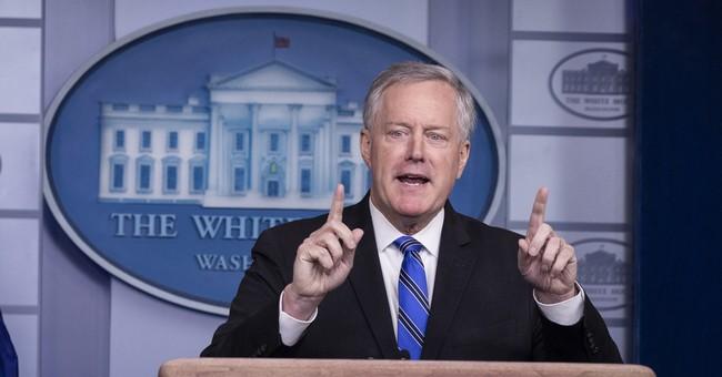 ICYMI: Pelosi Mocked White House Chief of Staff Mark Meadows on Thursday