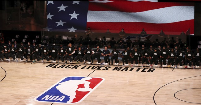 Under the NBA's Selective Activism, Only Some Lives Matter